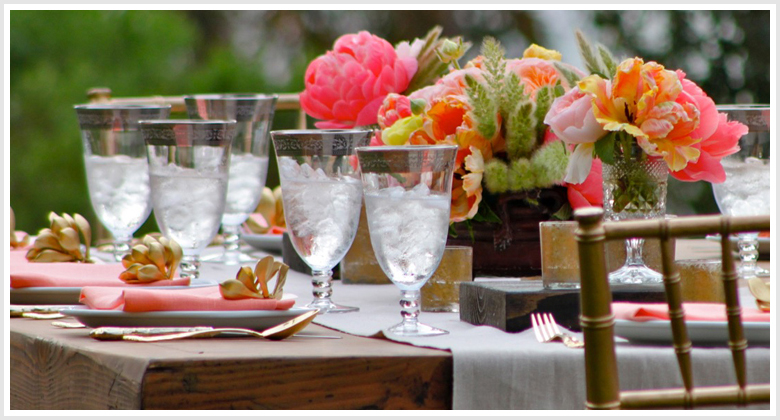 Beverly Hills Wedding Catering