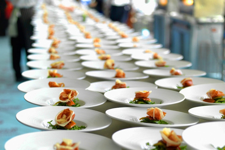 Corporate Catering in LA Calls for Quality – Especially in Creative Venues